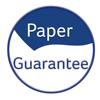 paper guarantee