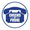 checks by phone