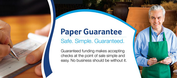 Paper Guarantee Ad safe simple guaranteed